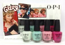 OPI Nail Lacquer/Polish - 4 piece Mini Set - Grease Collection (1)